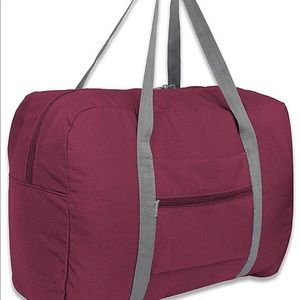 Oversized Packable bag.  New in package.